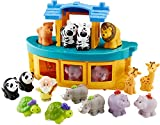 fisher price animal sets - Fisher-Price Little People Noah's Ark Gift Set