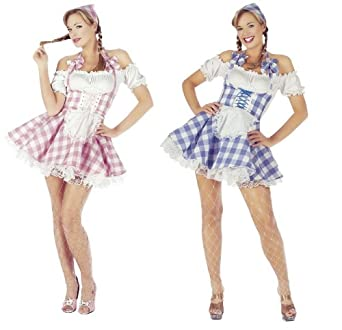 Source//.amazon.co.uk/Ladies-Gingham-Milkmaid -Headpiece-Medium/dp/B01N9VBZFC  sc 1 st  fashion dresses & Milkmaid Dress u2013 fashion dresses