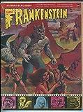CASTLE OF FRANKENSTEIN #19 1972-RAY HARRYHAUSEN-VAMPIRES-CLOCKWORK ORANGE-fr/g