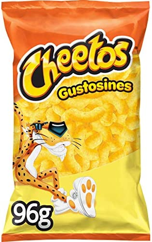 Cheetos – Gustosines Sal -Producto de