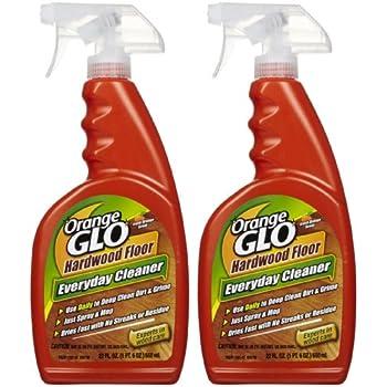 Amazon Com Orange Glo Hardwood Floor Everyday Cleaner