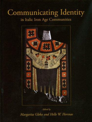 Communicating Identity in Italic Iron Age Communities