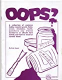Oops? Common Ceramic Mistakes, Dale Swant, 091680979X