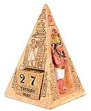 Ancient Egyptian Pharaoh's Calendar Collectible