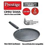 Prestige 250mm Omega Deluxe Granite Omni Non-Stick
