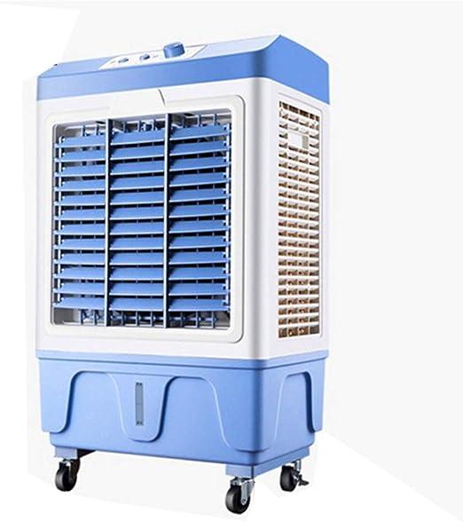Enfriador de aire para interiores portátil Ventilador con ruedas ...