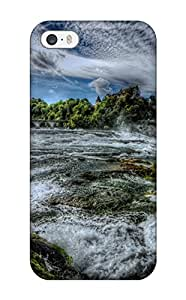 Nora K. Stoddard's Shop Hot Snap On Hard Case Cover River Protector For Iphone 5/5s