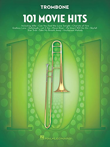 Hal Leonard Movies Trombone - 3