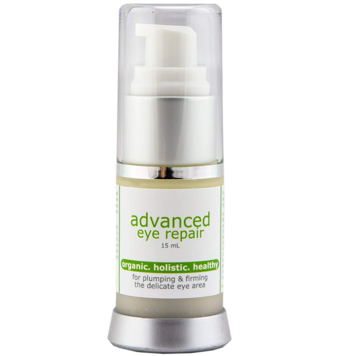 Advanced Eye Repair Serum - Plumps and Firms with Organic Hyaluronic Acid and Collagen