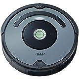 iRobot Roomba 640 Robot Vacuum Cleaner, Self-Charging, Good for Pet Hair, Carpets, & Hard Floor Surfaces, Grey