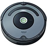 iRobot Roomba 640 Robot Vacuum Cleaner, Self-Charging, Good for Pet Hair, Carpets, & Hard Floor Surfaces, Grey