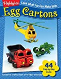Essential Learning Products Look What You Can Make with Egg Cartons
