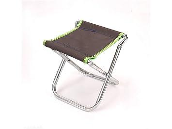 Ferferferwon sedia portatile 1pc portatile pieghevole sgabello da