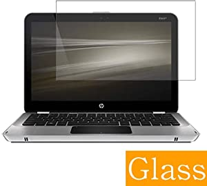 """Synvy Tempered Glass Screen Protector for HP Envy 13-1000 / 1050ea / 1099eo / 1030nr / 1030ca 13.3"""" Visible Area Protective Screen Film Protectors 9H Anti-Scratch Bubble Free"""