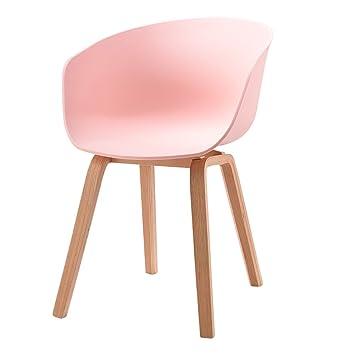 Mena Uk Chaise Design Fauteuil Trepied Haute Qualite En Bois Courbe Panton Designer PP