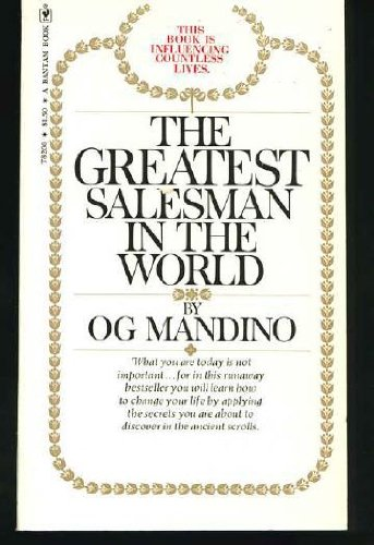 PDF Download The Greatest Salesman In The World By Og