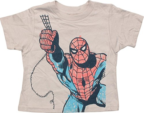 Spiderman Green Goblin Double Sided Infant T-Shirt, 12-18_Months