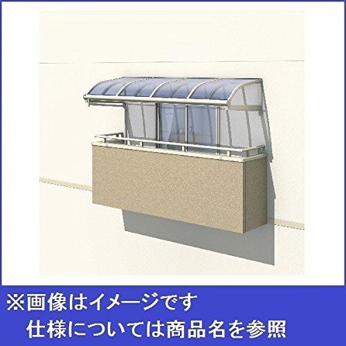 三協アルミ レボリューZ 1.0間×4尺 1500タイプ/メーターモジュール/123階用R型/柱なし式/単体 *雨トイは3m×2本を手配します 『テラス屋根』 熱線遮断ポリカ サンシルバー B073S4VYF4 本体カラー:サンシルバー 本体カラー:サンシルバー