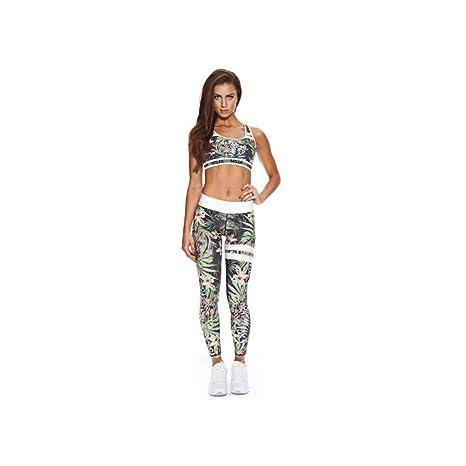 Lilongjiao Ropa de Yoga para Mujer Ropa Deportiva para ...
