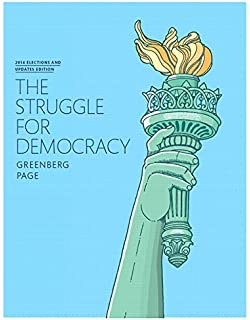 Amazon revel for the struggle for democracy 2016 election struggle for democracy the 2014 elections and updates edition 11th edition fandeluxe Image collections
