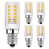 40w type b light bulb - Albrillo E12 LED Candelabra Bulb 4W, 40 Watt Equivalent, 3000K Warm White Chandelier Bulbs, Decorative Candle Base, Non Dimmable, 5 Pack