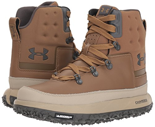 Pictures of Under Armour Men's Fat Tire Govie 1299193 Coyote Brown (200)/City Khaki 4