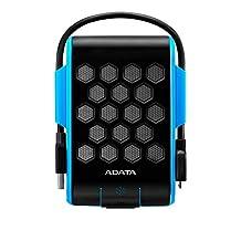 A-Data AHD720-1TU3-CBL Disco Duro Externo USB Resistente a Golpes, Agua y Polvo , memoria de 1 TB