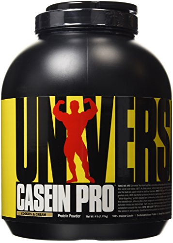 Universal Nutrition Casein Pro Cookies and Cream, 1.8 kg