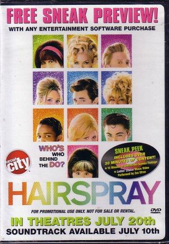 HAIRSPRAY / DVD