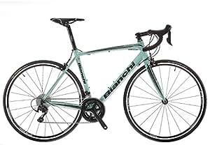 Bianchi–Impulso ynbe5Shimano 10511V. tamaño 55Color CK16Azul Neón