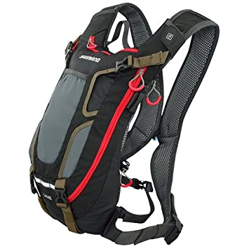 Shimano - Unzen 4l Enduro, Color Rojo,Negro: Amazon.es: Deportes y aire libre