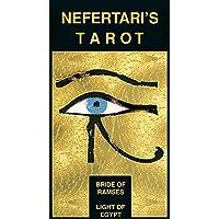 Nefertari's Tarot: 78 full Colour Tarot Cards and Instruction Booklet