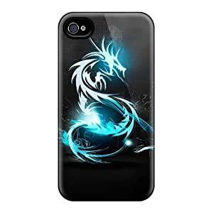 VIVIENRowland Iphone 4/4s Comfortable Phone Hard Cover Allow Personal Design Fashion Rise Against Pictures [pKL10909nVnY]
