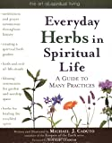 Everyday Herbs in Spiritual Life, Michael Caduto, 1594731748