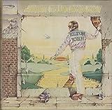 Goodbye Yellow Brick Road - Brown & Red Tinted Vinyl