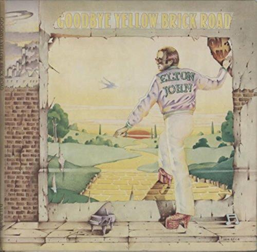 Goodbye Yellow Brick Road - Brown & Red Tinted Vinyl (Elton John Yellow Brick Road Yellow Vinyl)