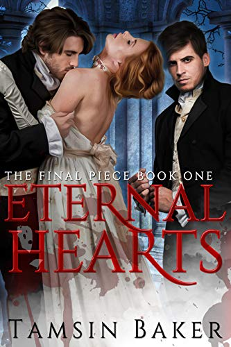 Eternal Hearts: MMF vampire Regency romance (The final piece Book 1)