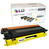 LD © Compatible Brother TN115Y High Yield Yellow Laser cartridge, Office Central