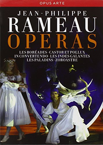 Dutch Music Box (Rameau Operas Boxed Set)