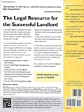 The California Landlord's Law Book: Rights & Responsibilities, Tenth Edition Includes CD rom