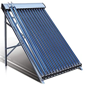 51i5tzmlzuL. SS300  - Duda Solar Water Heater Collectors SRCC - Choose Number of Tubes & Stand Type