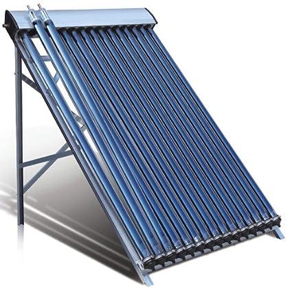 Amazon.com : 30 Tube Duda Solar Water Heater Collector 45° Frame ...
