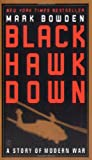 Book cover for Black Hawk Down: A Story of Modern War