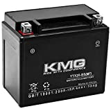 YTX20-BS Battery For S.O.S. Marine MFG All Models 0 - 2011 Sealed Maintenace Free 12V Battery High Performance SMF OEM Replacement Maintenance Free Powersport Motorcycle ATV Scooter Snowmobile Watercraft KMG
