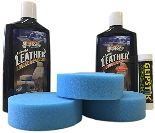Leather Like Binding - Gliptone Professional Automotive Leather Care Kit