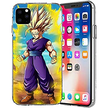 Dragon Ball Z Son ON FIRE iphone case