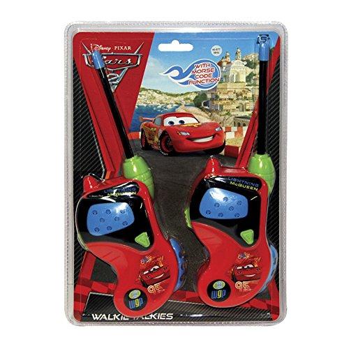 Disney Cars Walkie Talkies with Morse Code Function by Disney Pixar (Image #1)