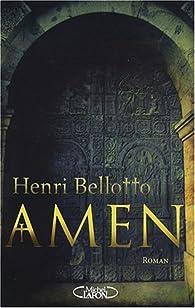 Amen par Henri Bellotto