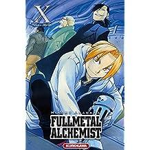 Fullmetal Alchemist X: Tomes 20 - 21