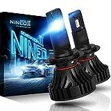Best H7 Bulbs - NINEO H7 LED Headlight Bulbs, CREE XPL Chips Review
